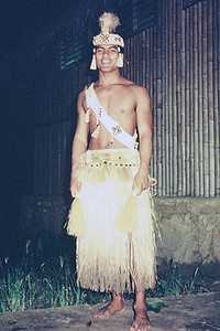 Stan Natividad, Tahitian section, early 60s; submitted by Natividad, now of Mesa, Arizona