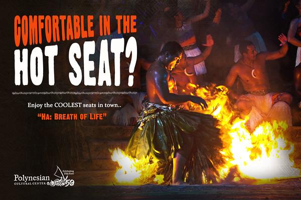 """Samoan fire walkers - """"Ha: Breath of Life"""" show"""